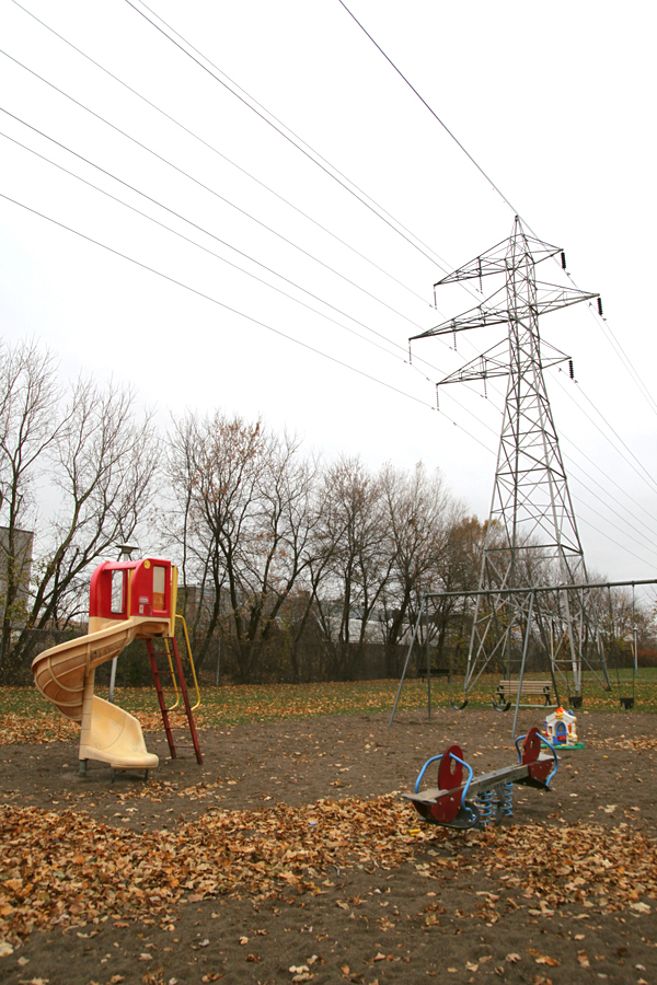 Toronto Hydro Playground